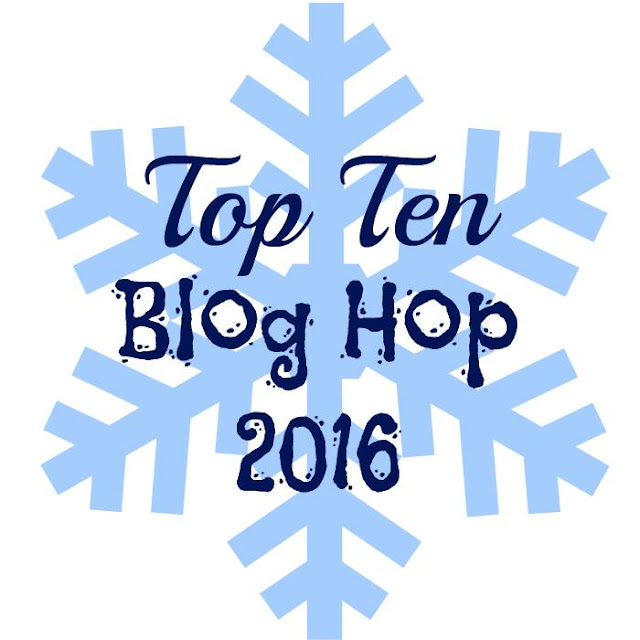 Top 10 Blog Hop 2016
