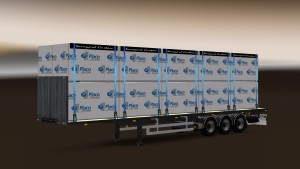 Flatbed Trailers Pack updated with manifest files