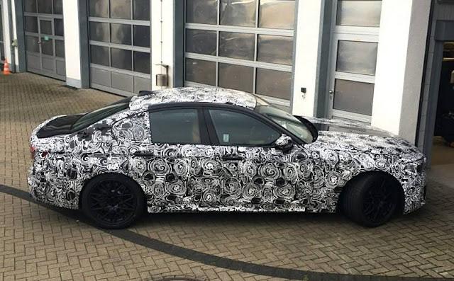 2018 BMW M5 F90 Spy Shots, review, redesign, exterior, interior