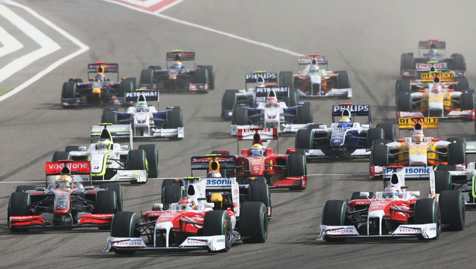 Jadwal Formula 1 Musim 2013 Lengkap