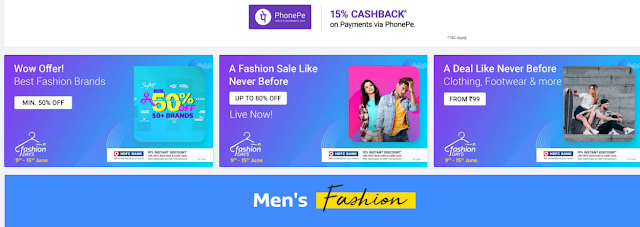 Flipkart Fashion Days