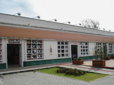 Mercado publico de Itapema