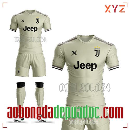 Áo Juventus 2019 Sân Khách Mẫu 1