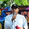Bupati Zaki Bersama Komunitas Ajak Galang Dana Tsunami Banten