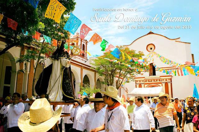Santo domingo tehuantepec