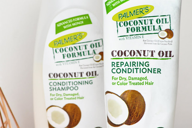 Palmer's Coconut Oil Hair Care Collection Review