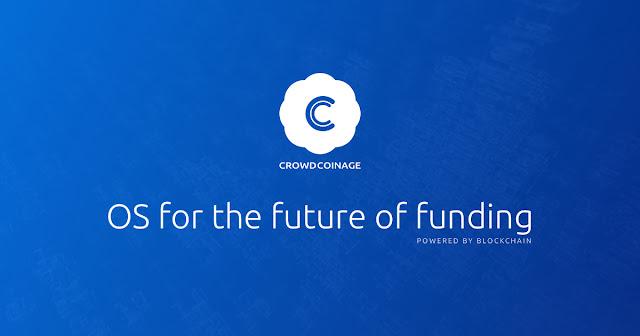 CrowdCoinage, Masa Depan ICO Dimulai Dari Sini