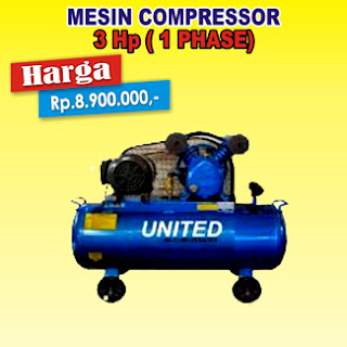 Compressor United 3Hp 1Phase