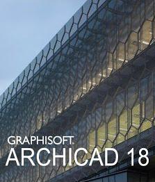 ArchiCAD 18 Build 3006 (x 64)