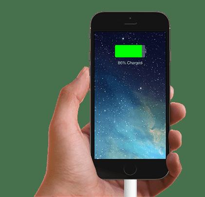 اشحن بطارية هاتفك المحمول في دقائق معدودة!