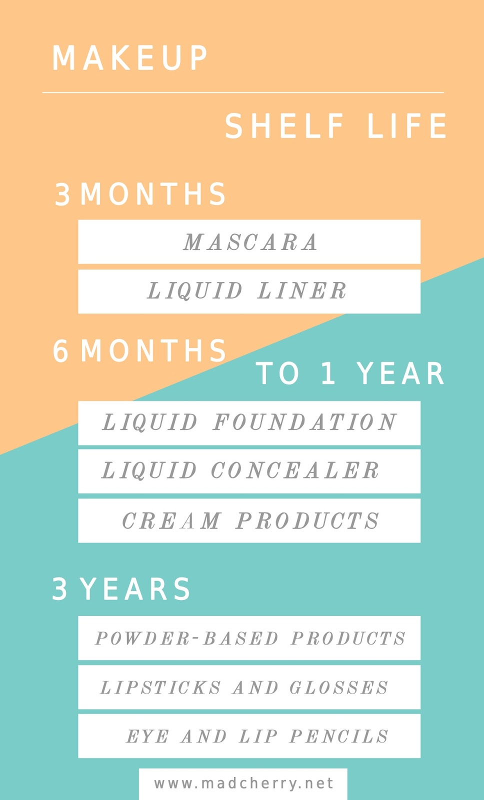 It's hard to put a makeup product inside a trash bin especially when you shelled out a lot of money for it. But if it's for your health and skin's welfare, you have to do it! There's no need to rush, though. Here's when you should throw away beauty products.