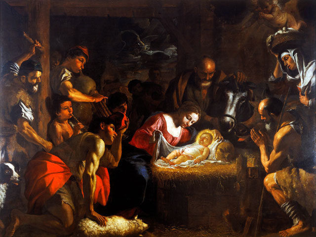 https://commons.wikimedia.org/wiki/File:Mattia_Preti_-_The_Adoration_of_the_Shepherds_-_Google_Art_Project.jpg