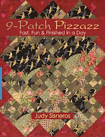 9-Patch Pizzazz book cover by Judy Sisneros