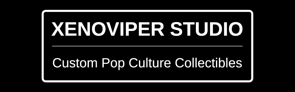 XENOVIPER STUDIO - Custom Pop Culture Collectibles