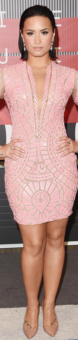 2015 MTV VMAs Demi Lovato