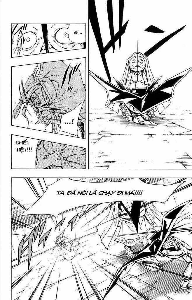 Shaman King [Vua pháp thuật] chap 230 trang 7