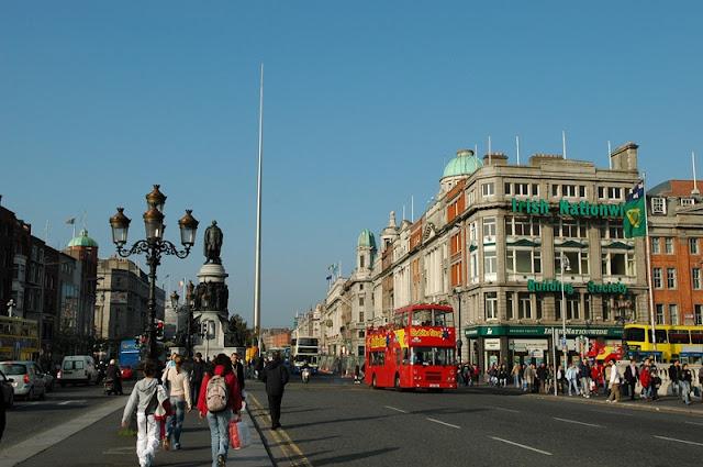 Região do centro da cidade, Dublin