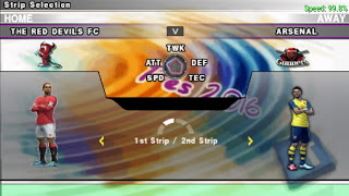 PES 2016 PPSSPP ISO + Save Data