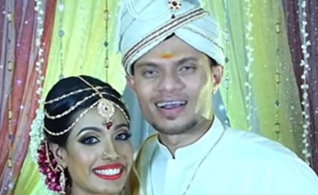 Ceylonese cinematic wedding highlights of Mahen & Chitra