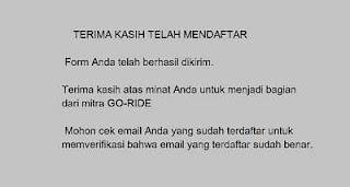 Verifikasi email Bekasi