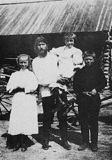 Familia Rasputin