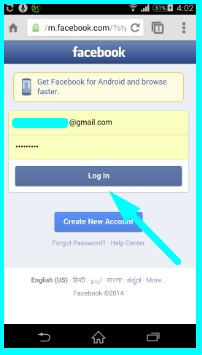 How to delete facebook account permanently from mobile how to delete facebook account permanently in android phone ccuart Image collections