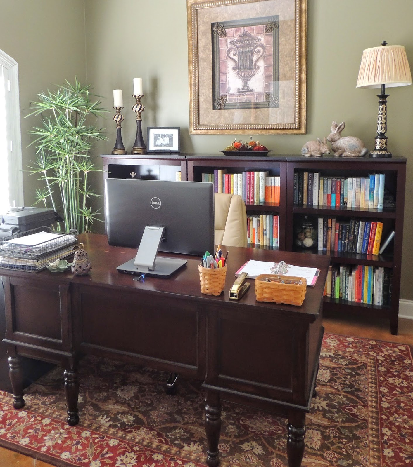 Home Office Color Schemes: Home Office Paint Colors