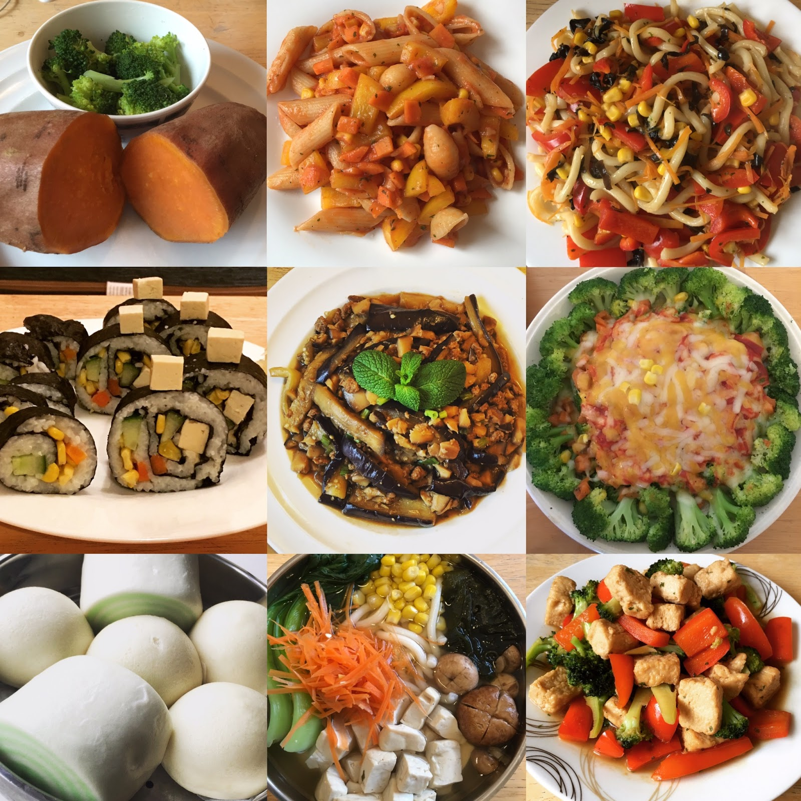Here Are Some Easy Cooking Vegetarian Dishes If You Want To Eat Healthy Or Try Do Give It A