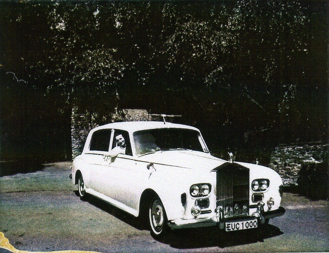 60x50: Lennon's Lost Rolls Royce: End of Year Review