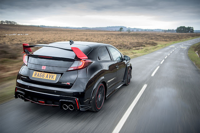 Civic Type R Black Edition (UK)