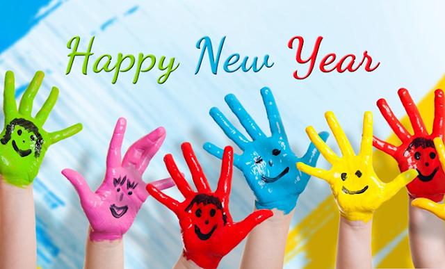 Happy New Year 2017 HD Wallpaper 11