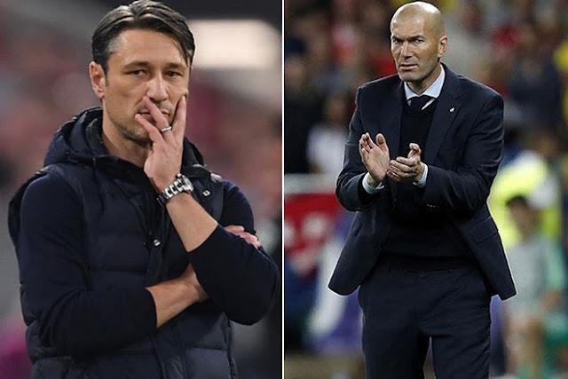 Bayern tiếp cận Zidane: MU dễ ân hận vì dùng dằng Mourinho 3