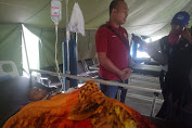 Ispa Dan Diare Mulai Menyerang Pengungsi Di Lombok Utara