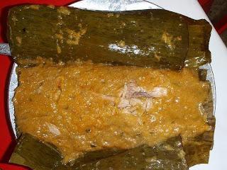 Comidas Ecuatorianas - Bollos de pescado