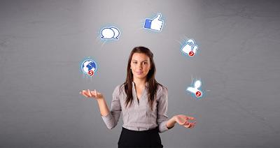 Ternyata, Sosial Media Dapat Rusak Diet! Social Media and Women