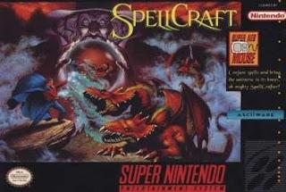 spellcraft [ SNES ]