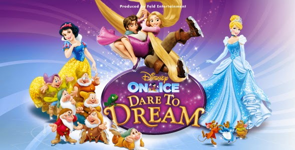 Rainbowdorable By Auzola Indonesian Beauty Blogger Bahasa Indonesia Chit Chat Disney On Ice Dare To Dream April 12th 2015
