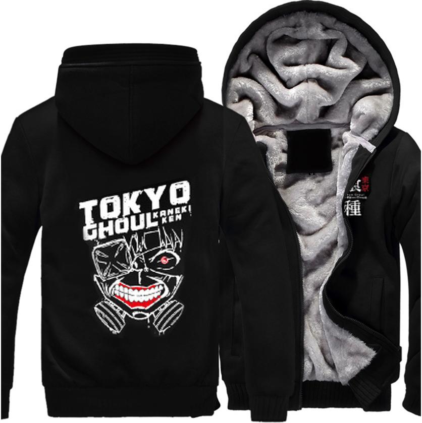 Anime Tokyo Ghoul Ken Kaneki hoodie