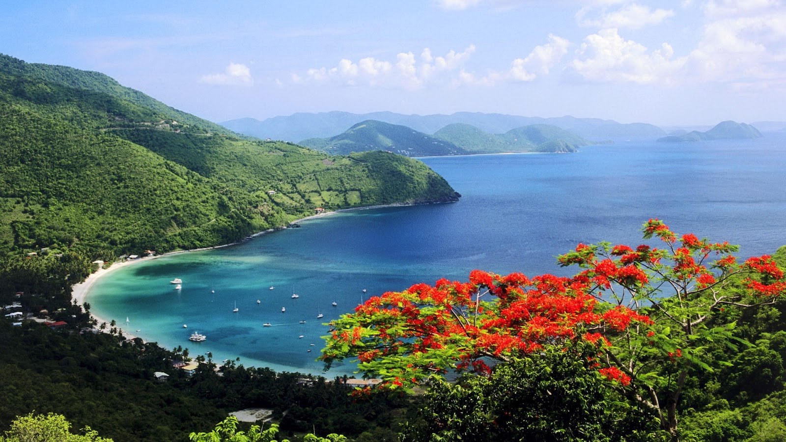 Beautiful Island Pictures For Wallpaper: FREE-PHOTOSHOP BACKGROUNDS-HIGH-RESOLUTION WALLPAPERS