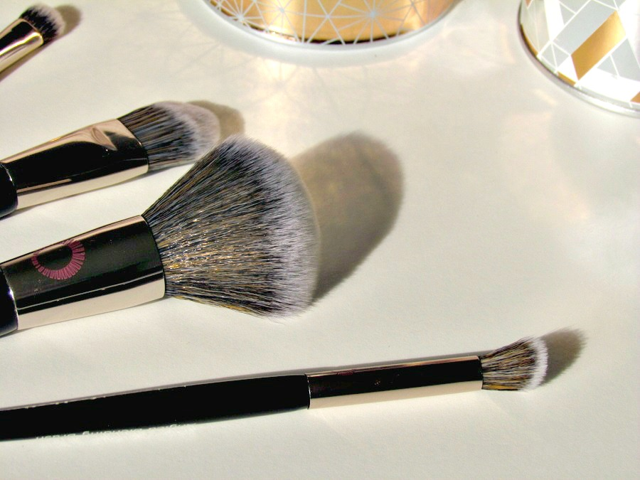 handcut makeup brushes, pro makeup brushes, look good feel better charity, style blog
