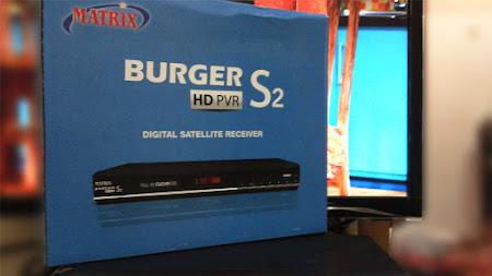Spesifikasi Lengkap Receiver Matrix Burger S2
