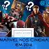 Geekcast #07   A Marvel nos cinemas em 2016!