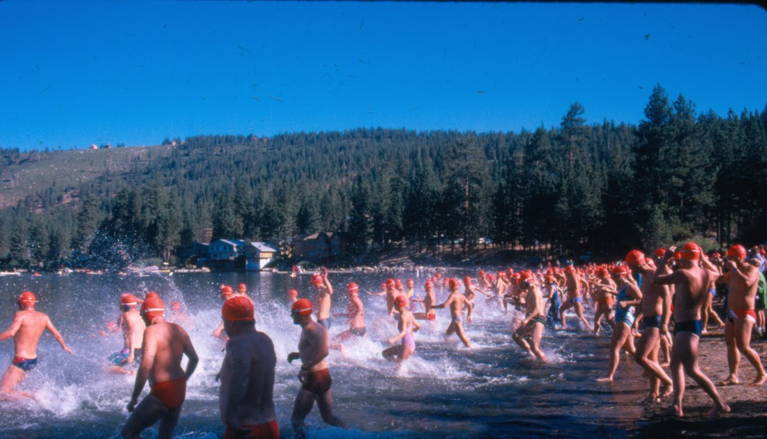 Tahoe Truckee Outdoor 2012 Open Water Swimming Events