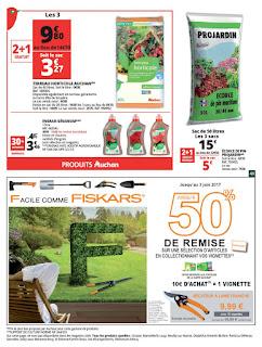 Catalogue Auchan 18 au 25 Avril 2017