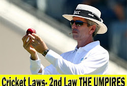 Cricket Live- Cricket Rules and Regulations - Rules and law of Cricket Umpire
