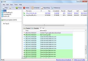 برنامج Orbit Downloader