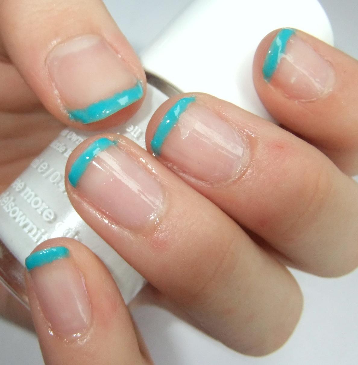 GretalRabbit Writes: Challenge Week 45: French Manicure