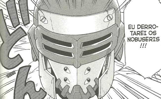 Resultado de imagem para samurai 7 manga