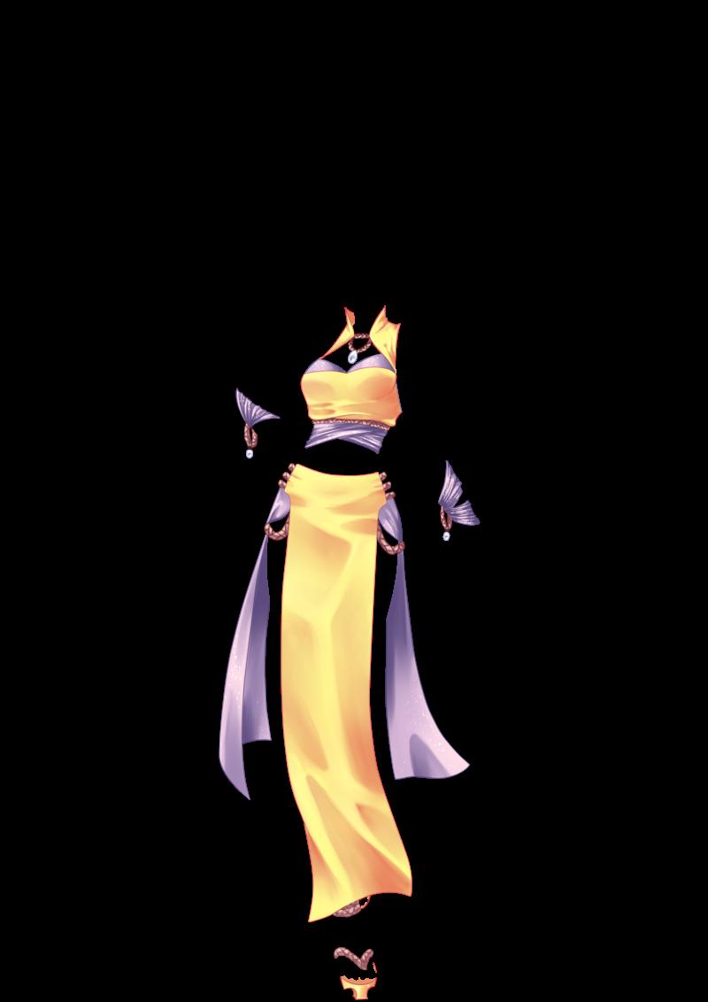 Sand Princess ~ Eldarya Solution