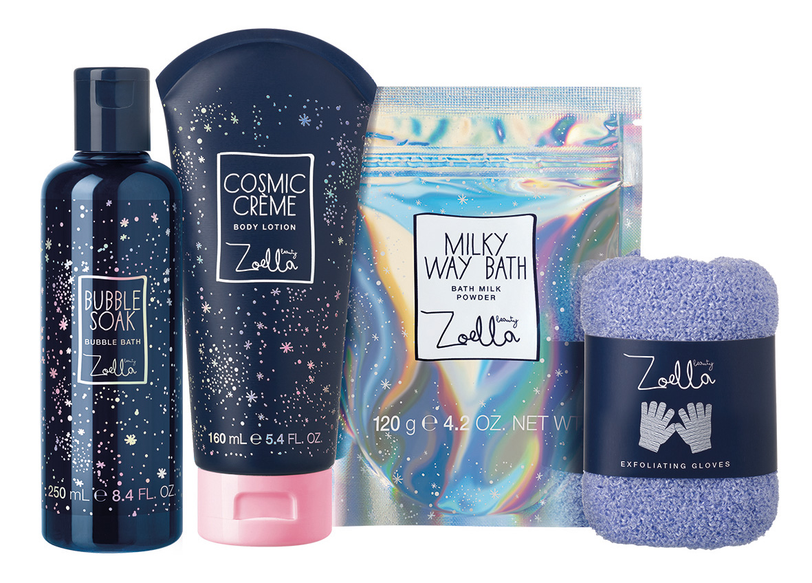 Skincare Sunday - Zoella Cosmic Christmas Collection + Canadian Giveaway!
